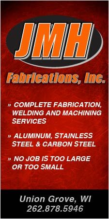 J M H Fabrication Wisconsin