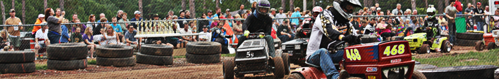 Wisconsin Lawn Mower Racing Events